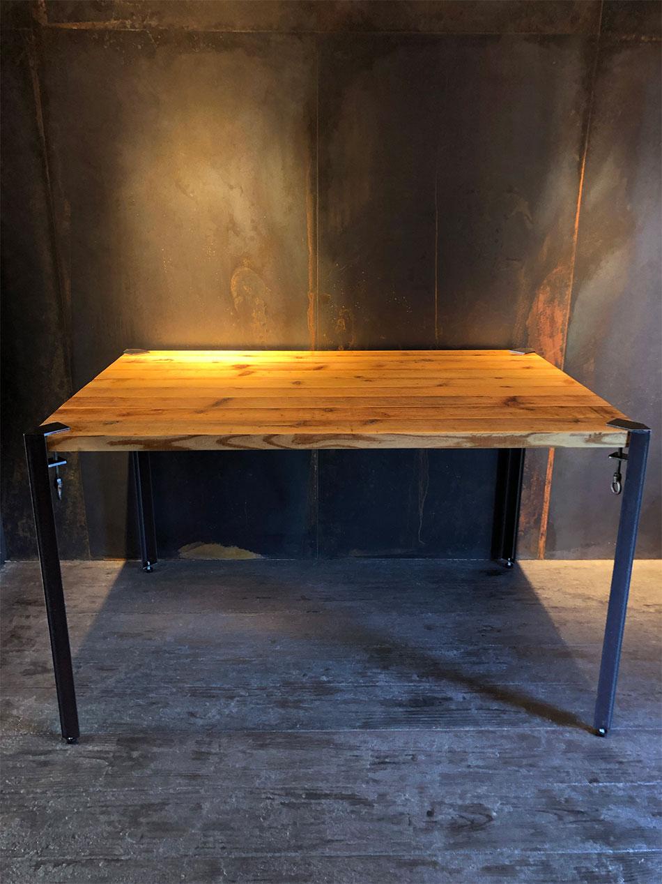 商談テーブル W1200 D800 H710